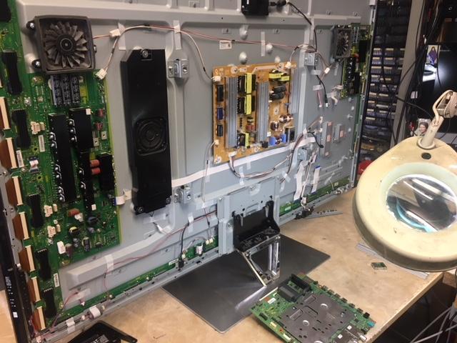Panasonic TV Reparatur